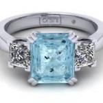 Custom designed jewellery