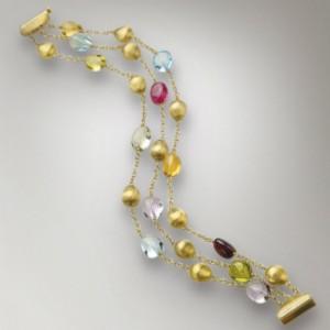 Italian 18k Gold Bracelet